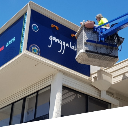 install signs gold coast