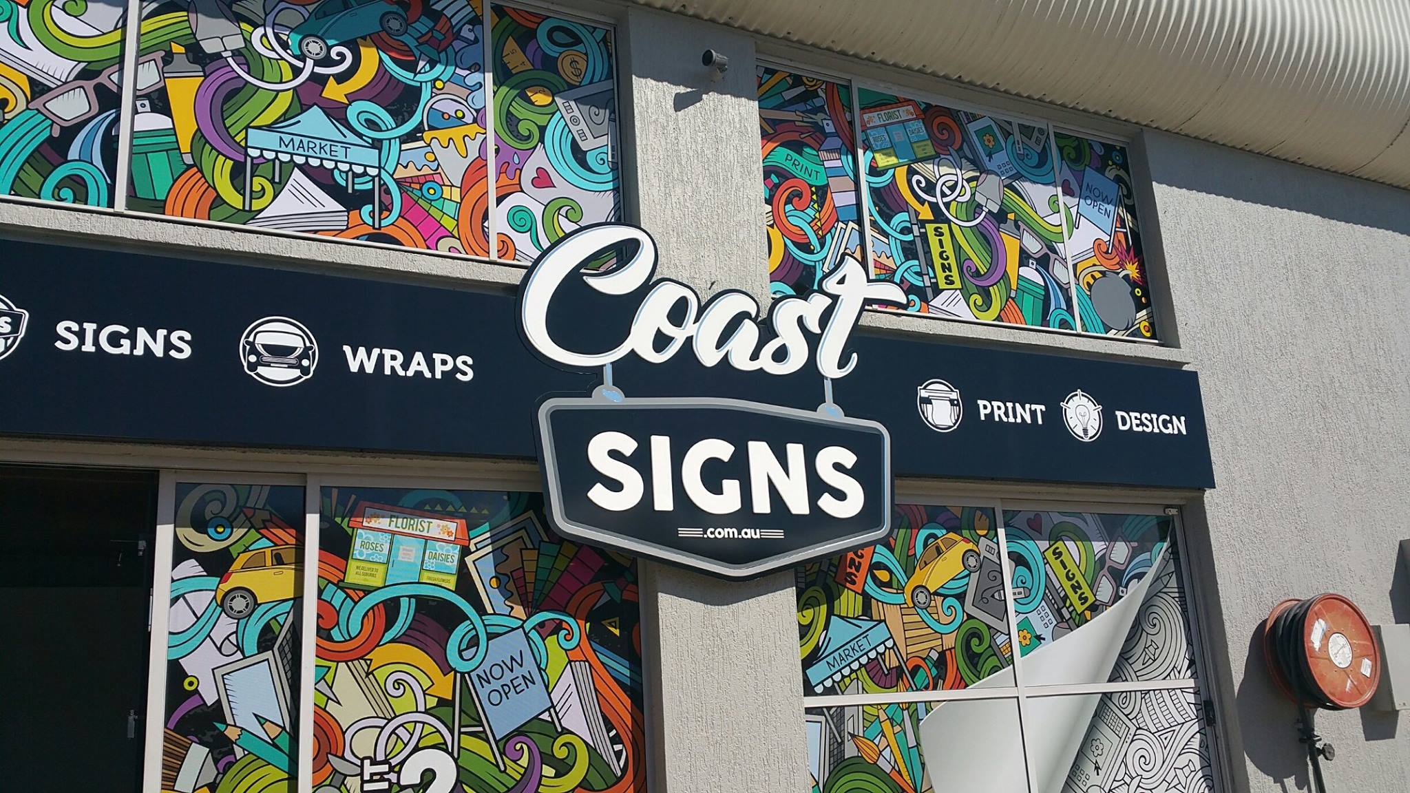 coast signs burleigh heads