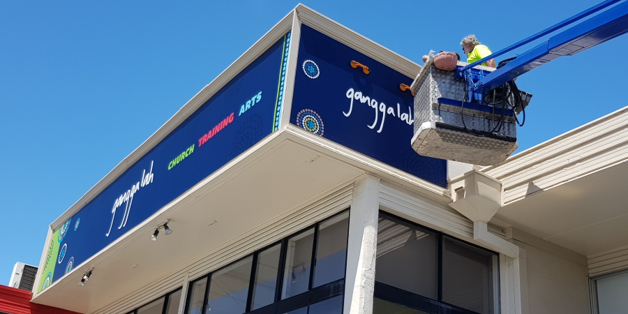 shopfront signs gold coast image