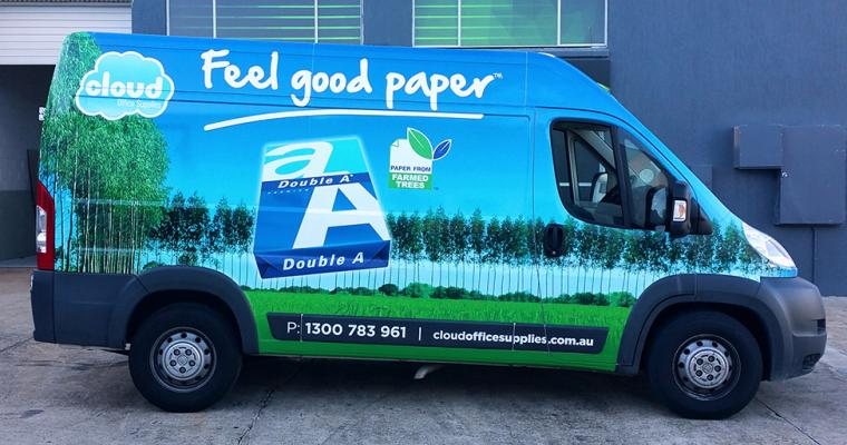 Vehicle Wrap Gold Coast 31