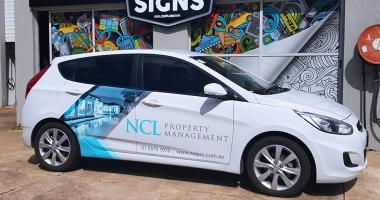 Vehicle Wrap Gold Coast 38
