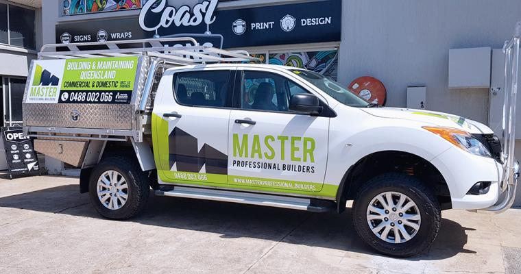 Vehicle Wrap Gold Coast 46
