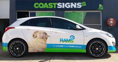 Vehicle Wrap Gold Coast 55