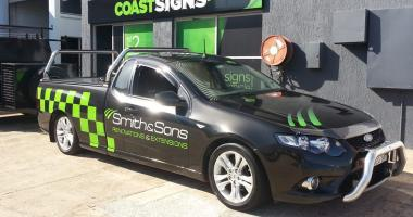 Vehicle Wrap Gold Coast 59