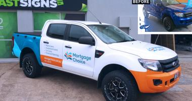 Vehicle Wrap Gold Coast 62