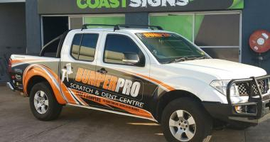Vehicle Wrap Gold Coast 64