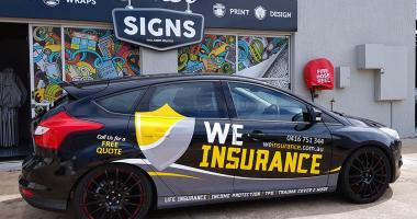 Vehicle Wrap Gold Coast 73