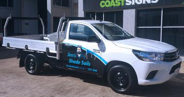 Z Vehicle Wrap Gold Coast 102
