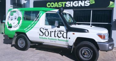 Z Vehicle Wrap Gold Coast 106