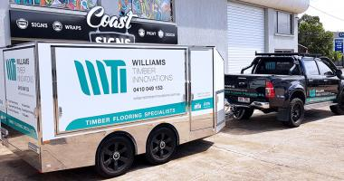 Z Vehicle Wrap Gold Coast 14