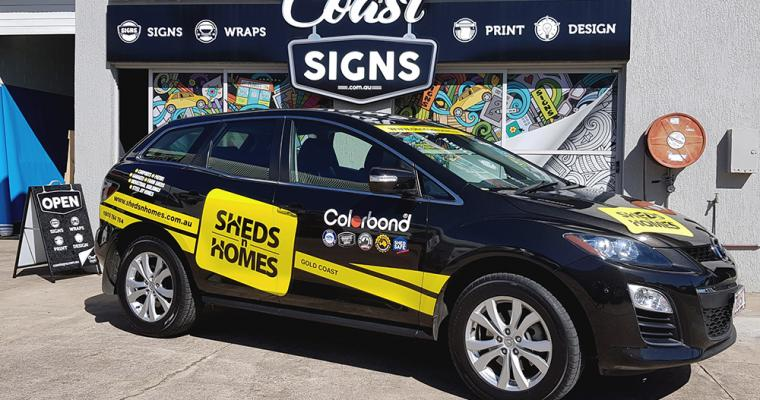 Z Vehicle Wrap Gold Coast 38
