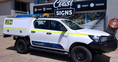 Z Vehicle Wrap Gold Coast 52