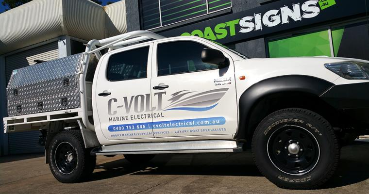Z Vehicle Wrap Gold Coast 85