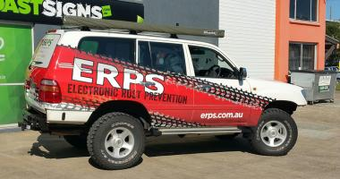 Z Vehicle Wrap Gold Coast 89